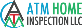 ATM Home Inspections LLC. Logo
